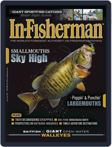 In-Fisherman August 1st, 2019 Digital Back Issue Cover