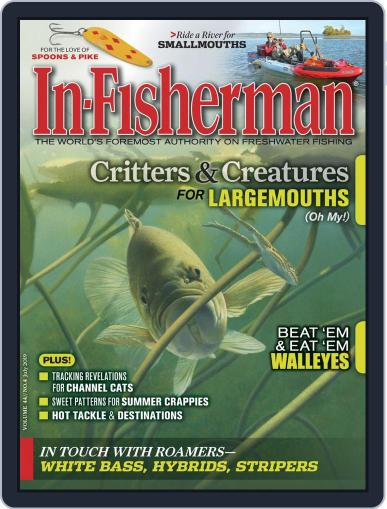 In-Fisherman July 1st, 2019 Digital Back Issue Cover
