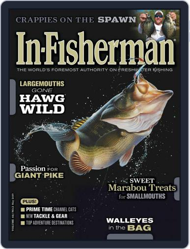 In-Fisherman May 1st, 2019 Digital Back Issue Cover