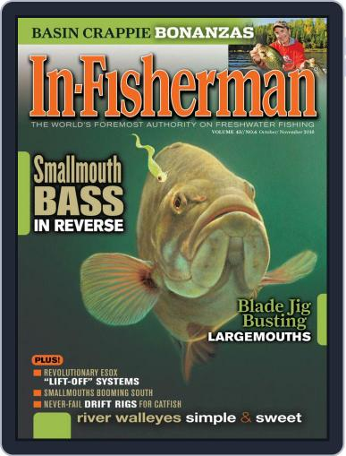In-Fisherman October 1st, 2018 Digital Back Issue Cover