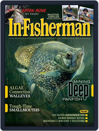 In-Fisherman August 1st, 2018 Digital Back Issue Cover