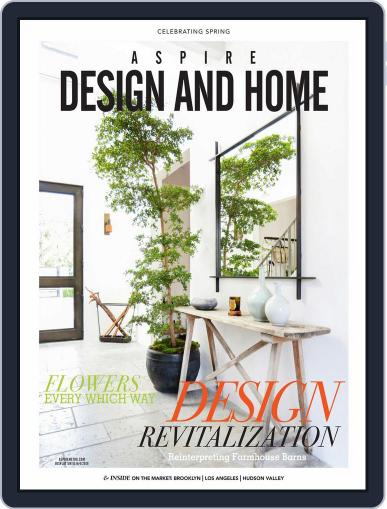 ASPIRE DESIGN AND HOME (Digital) March 1st, 2018 Issue Cover