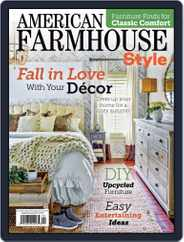 American Farmhouse Style (Digital) Subscription October 1st, 2019 Issue