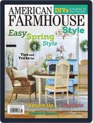 American Farmhouse Style (Digital) Subscription April 1st, 2019 Issue
