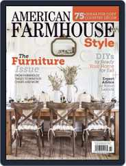 American Farmhouse Style (Digital) Subscription September 1st, 2018 Issue