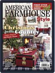 American Farmhouse Style (Digital) Subscription October 31st, 2017 Issue