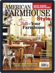 American Farmhouse Style (Digital) Subscription September 1st, 2017 Issue