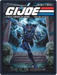 G.I. Joe: A Real American Hero Magazine (Digital) Subscription July 1st, 2018 Issue