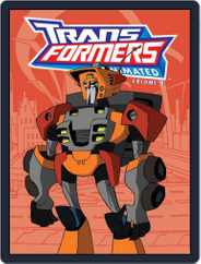 Transformers Animated Magazine (Digital) Subscription November 1st, 2012 Issue