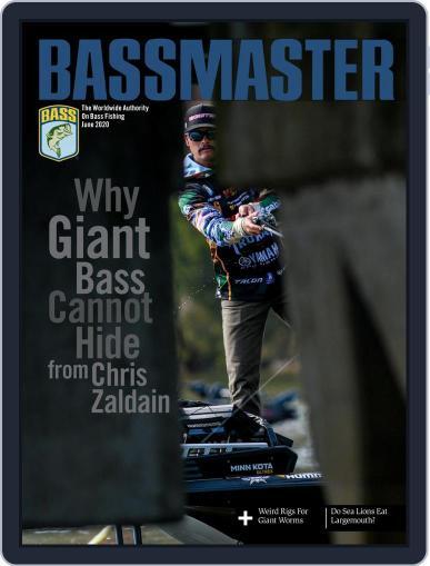 Bassmaster (Digital) June 1st, 2020 Issue Cover