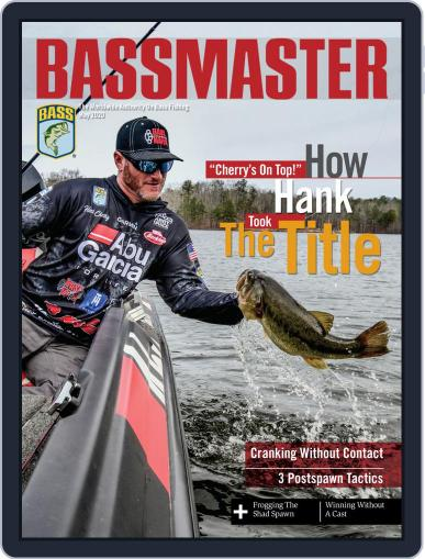 Bassmaster (Digital) May 1st, 2020 Issue Cover