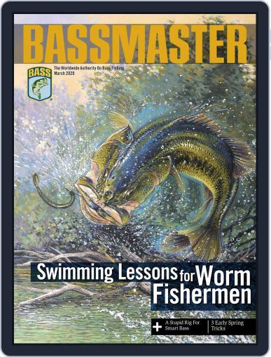 Bassmaster (Digital) March 1st, 2020 Issue Cover