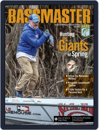 Bassmaster (Digital) January 4th, 2020 Issue Cover