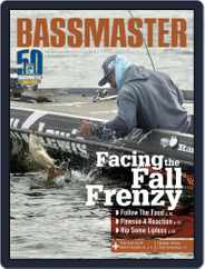 Bassmaster (Digital) Subscription September 1st, 2018 Issue