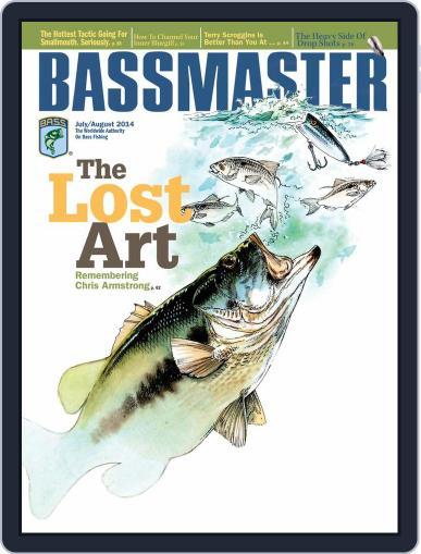 Bassmaster (Digital) August 31st, 2014 Issue Cover