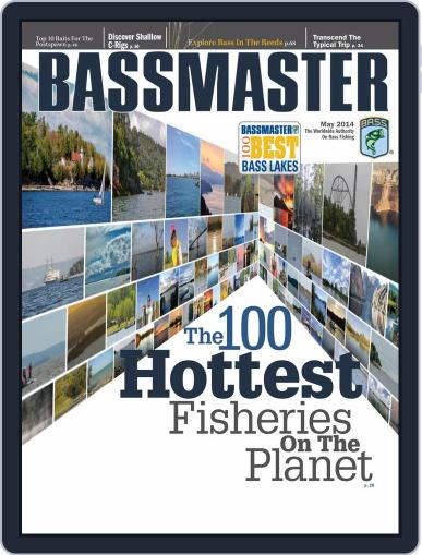 Bassmaster (Digital) May 31st, 2014 Issue Cover