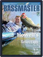 Bassmaster (Digital) Subscription April 1st, 2014 Issue