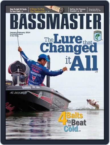 Bassmaster (Digital) February 27th, 2014 Issue Cover