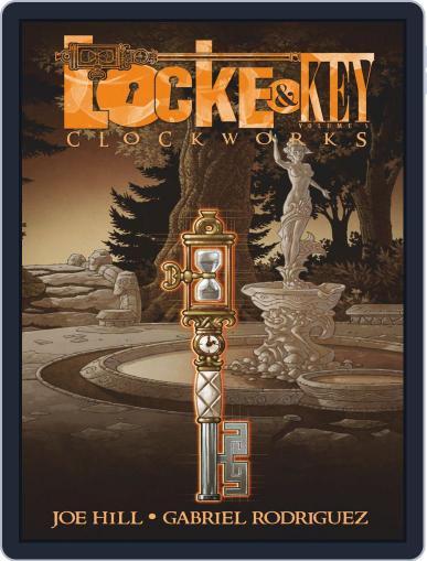Locke & Key Magazine (Digital) June 1st, 2012 Issue Cover