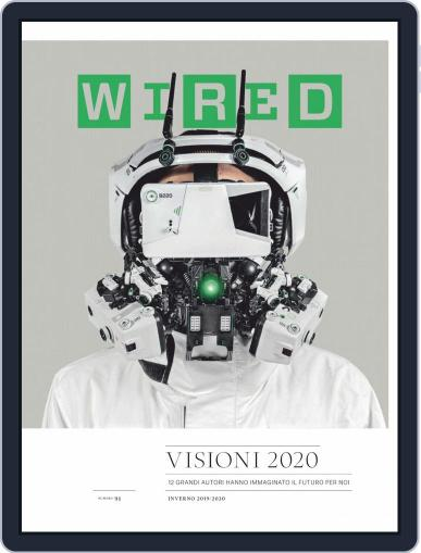 Wired Italia (Digital) December 1st, 2019 Issue Cover