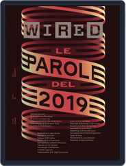 Wired Italia (Digital) Subscription December 1st, 2018 Issue