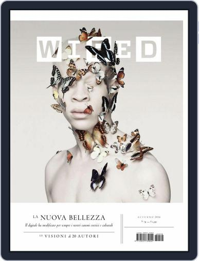 Wired Italia (Digital) September 14th, 2016 Issue Cover