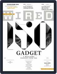Wired Italia (Digital) Subscription December 10th, 2014 Issue