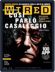 Wired Italia (Digital) Subscription July 31st, 2013 Issue