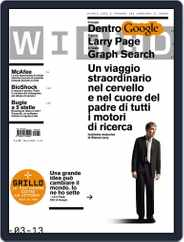 Wired Italia (Digital) Subscription March 5th, 2013 Issue