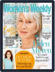 The Australian Women's Weekly (Digital) Subscription April 1st, 2020 Issue