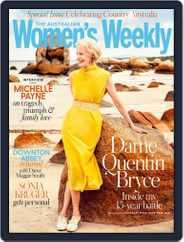 The Australian Women's Weekly (Digital) Subscription September 1st, 2019 Issue