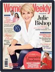 The Australian Women's Weekly (Digital) Subscription September 1st, 2018 Issue