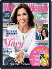 The Australian Women's Weekly (Digital) Subscription January 1st, 2018 Issue