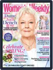 The Australian Women's Weekly (Digital) Subscription October 1st, 2017 Issue