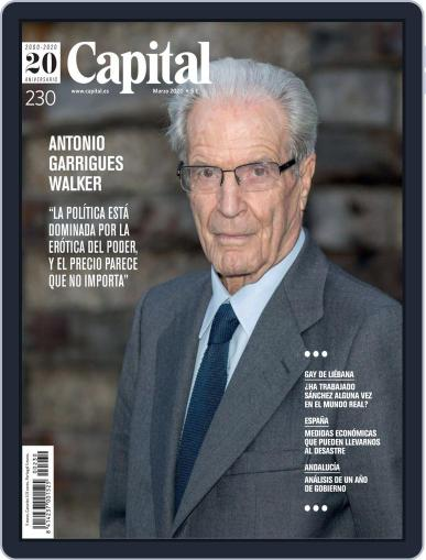 Capital Spain (Digital) March 1st, 2020 Issue Cover