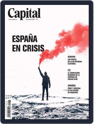 Capital Spain (Digital) December 1st, 2019 Issue Cover