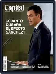 Capital Spain (Digital) Subscription July 1st, 2018 Issue