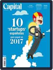 Capital Spain (Digital) Subscription January 1st, 2017 Issue