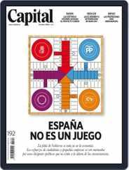 Capital Spain (Digital) Subscription October 1st, 2016 Issue