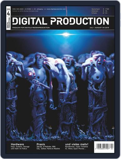 Digital Production June 21st, 2019 Issue Cover