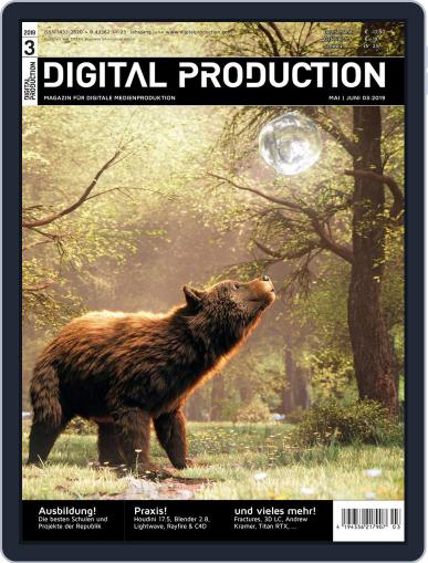 Digital Production April 26th, 2019 Issue Cover