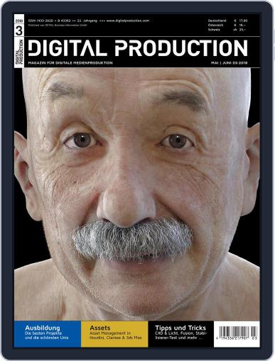 Digital Production April 23rd, 2018 Issue Cover