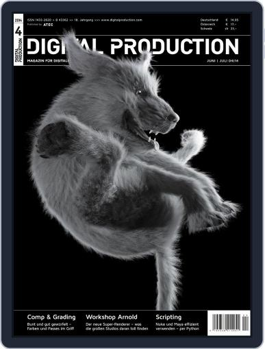 Digital Production May 23rd, 2014 Issue Cover