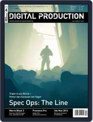 Digital Production Subscription June 25th, 2012 Issue