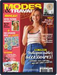 Modes & Travaux (Digital) Subscription September 1st, 2019 Issue