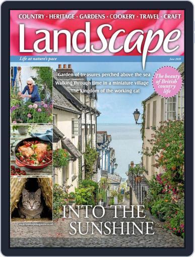 Landscape (Digital) June 1st, 2020 Issue Cover