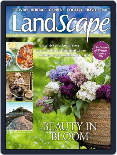 Landscape (Digital) May 1st, 2020 Issue Cover