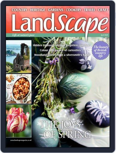 Landscape (Digital) April 1st, 2020 Issue Cover