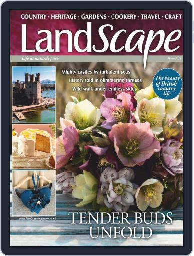 Landscape (Digital) March 1st, 2020 Issue Cover