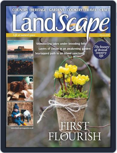 Landscape (Digital) February 1st, 2020 Issue Cover
